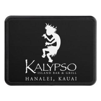 Kalypso Kane Logo in White Hitch Covers
