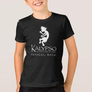 Kalypso Kane Logo in White T-Shirt