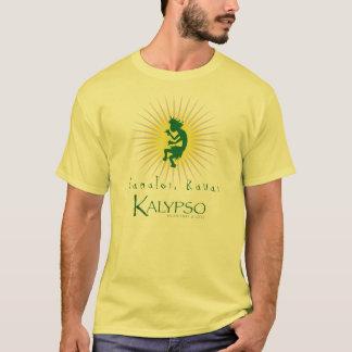 Kalypso Kane Yellow Sunburst T-Shirt