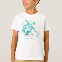 Kalypso Sea Turtle Shell Dance T-Shirt