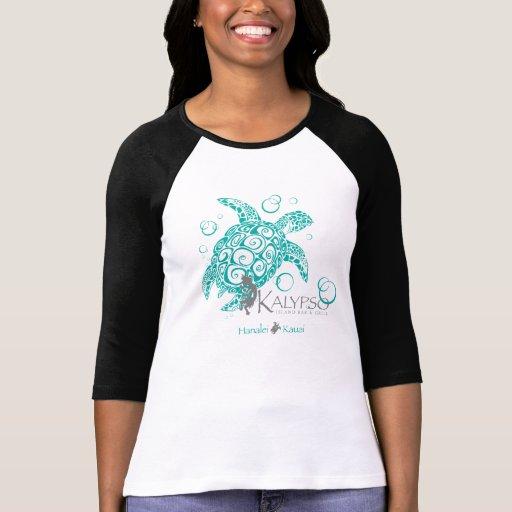 Kalypso Sea Turtle Shirt