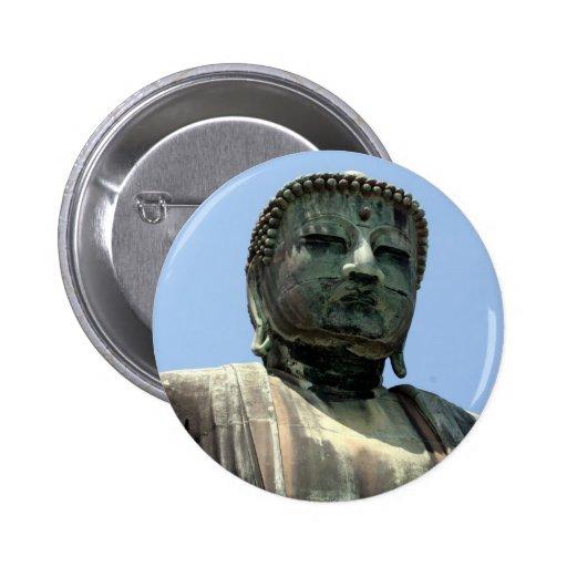 kamakura buddha pin