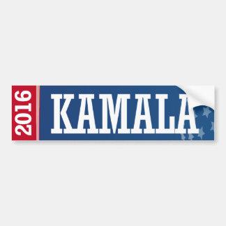 KAMALA 2016 CAR BUMPER STICKER