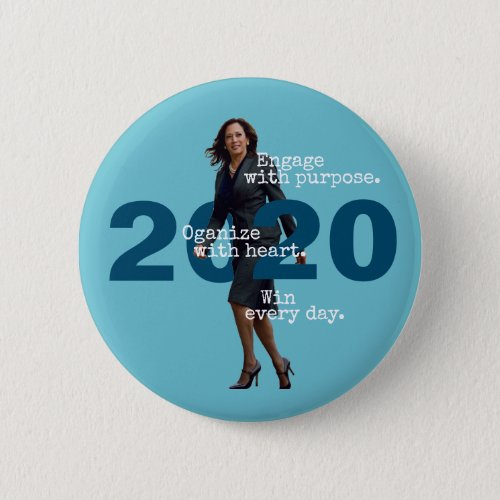 Kamala Harris 2020 Button