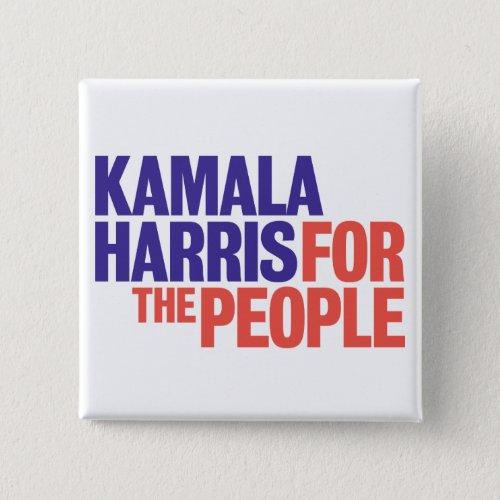 Kamala Harris for President 2020 Button