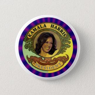 Kamala Harris for President 2020 Pinback Button
