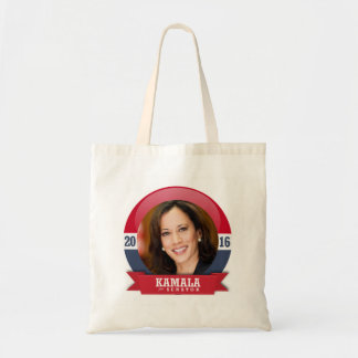 KAMALA HARRIS FOR SENATOR CANVAS BAG