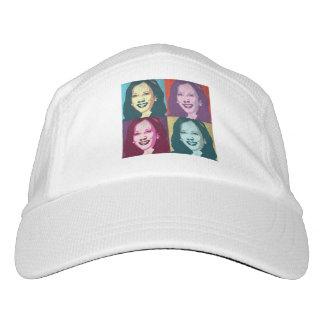 Kamala Harris Pop Art Headsweats Hat