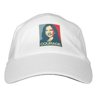 Kamala Harris Propaganda - COURAGE - Hat
