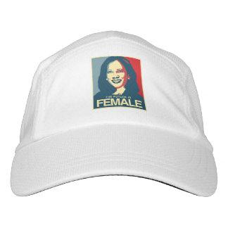 Kamala Harris Propaganda - Future is Female - Hat
