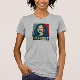 Kamala Harris Propaganda - PERSIST - T-Shirt