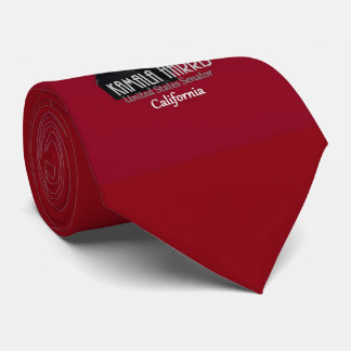 Kamala Harris Senate 2016 Neck Tie