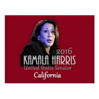 Kamala Harris Senate 2016 Postcard