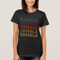 Kamala Retro Vintage Style T-Shirt