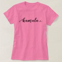kamala script T-Shirt