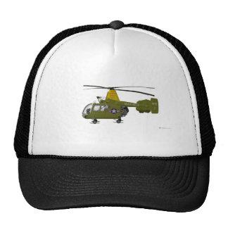 Kaman OH043 HOK-1 Trucker Hat
