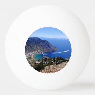 Kamares – Sifnos Ping-Pong Ball