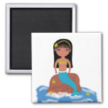 Kamaria the Mermaid Magnet Refrigerator Magnet