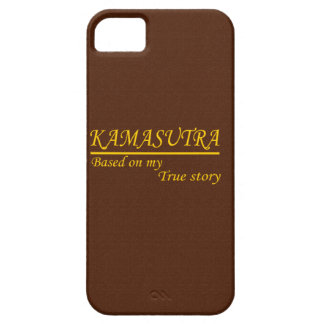 Kamasutra basó en mi historia verdadera iPhone 5 carcasas