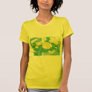 Kamasutra Girls : Pretty  Women Floral Obsession T-Shirt