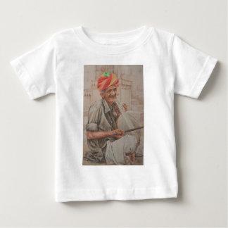 Kamaycha Player, Jaisalmer Tee Shirts
