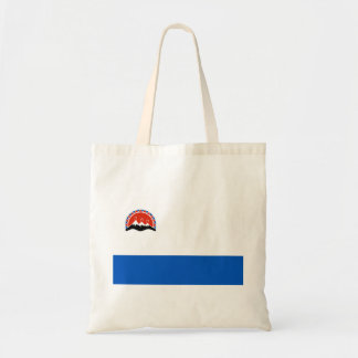 kamchatka flag russia country republic region tote bag
