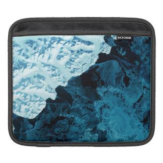 Kamchatka Peninsula Satellite iPad Sleeve