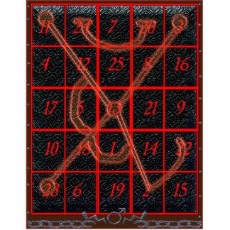 kamea mars square cutout