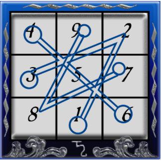 kamea saturn square cutout