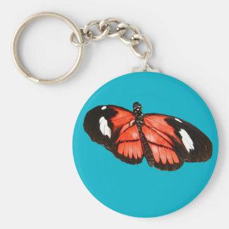 Kamehmeha butterfly design keychains