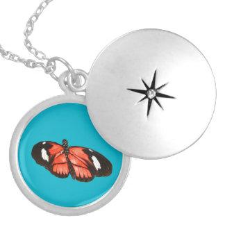 Kamehmeha butterfly design lockets