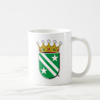 Kamel mosquito classic white coffee mug