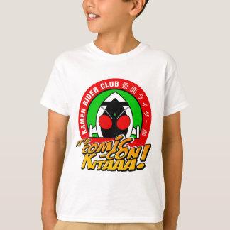Kamen Rider Club Comic Convention T-Shirt