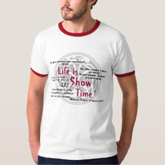 Kamen Rider Wizard Life IS Show Portuguese Team BR T-shirt