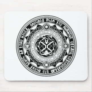 KAMEN RIDERS WIZARDS MAGIC CIRCLE MOUSE PAD