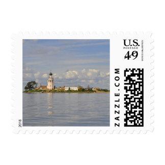 Kamenny Monastery Kubensky Lake Vologda Russia Postage Stamps