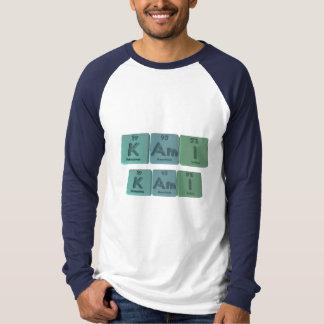 Kami as Potassium Americium Iodine T-Shirt