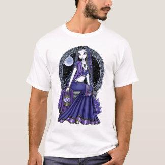 """Kami"" Purple Moon Sari Fairy Top"