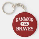 Kamiakin - Braves - High - Kennewick Washington Key Chain
