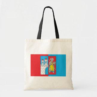 Kamienna Gora, Poland flag Tote Bag