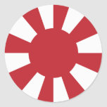 KAMIKAZE (神風) PEGATINA REDONDA
