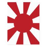 KAMIKAZE (神風) TARJETA POSTAL