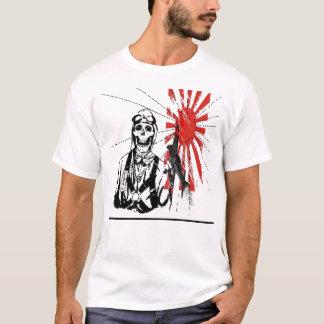 Kamikaze Bomber Japanese Rising Su... - Customized T-Shirt