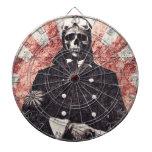 Kamikaze del cráneo tabla dardos