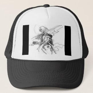 Kamikaze Pilot Divine Wind Baseball Hat