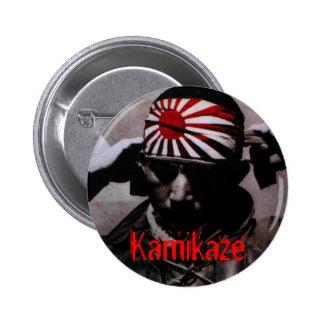 Kamikaze, Pin Pin Redondo 5 Cm