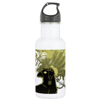 Kamikaze Raven 18oz Water Bottle