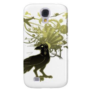 Kamikaze Raven Samsung Galaxy S4 Case