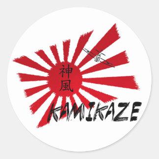 Kamikaze Sticker