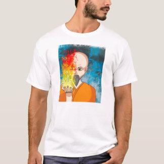 Kamikura Fire Bending Monk T-Shirt